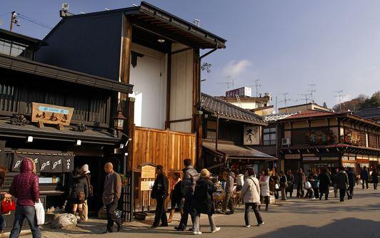 Sanmachi Takayama