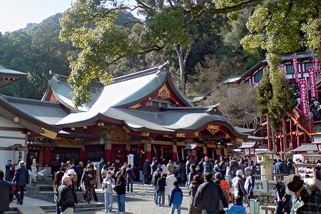 เที่ยวญี่ปุ่นที่ Yutoku Inari Shrine