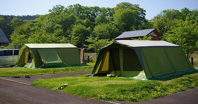 Hikawa Camping Ground , Tokyo