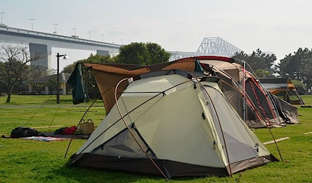 Matsukawa Campground, Iwate