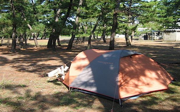 Yanagijaya Campground, Tottori